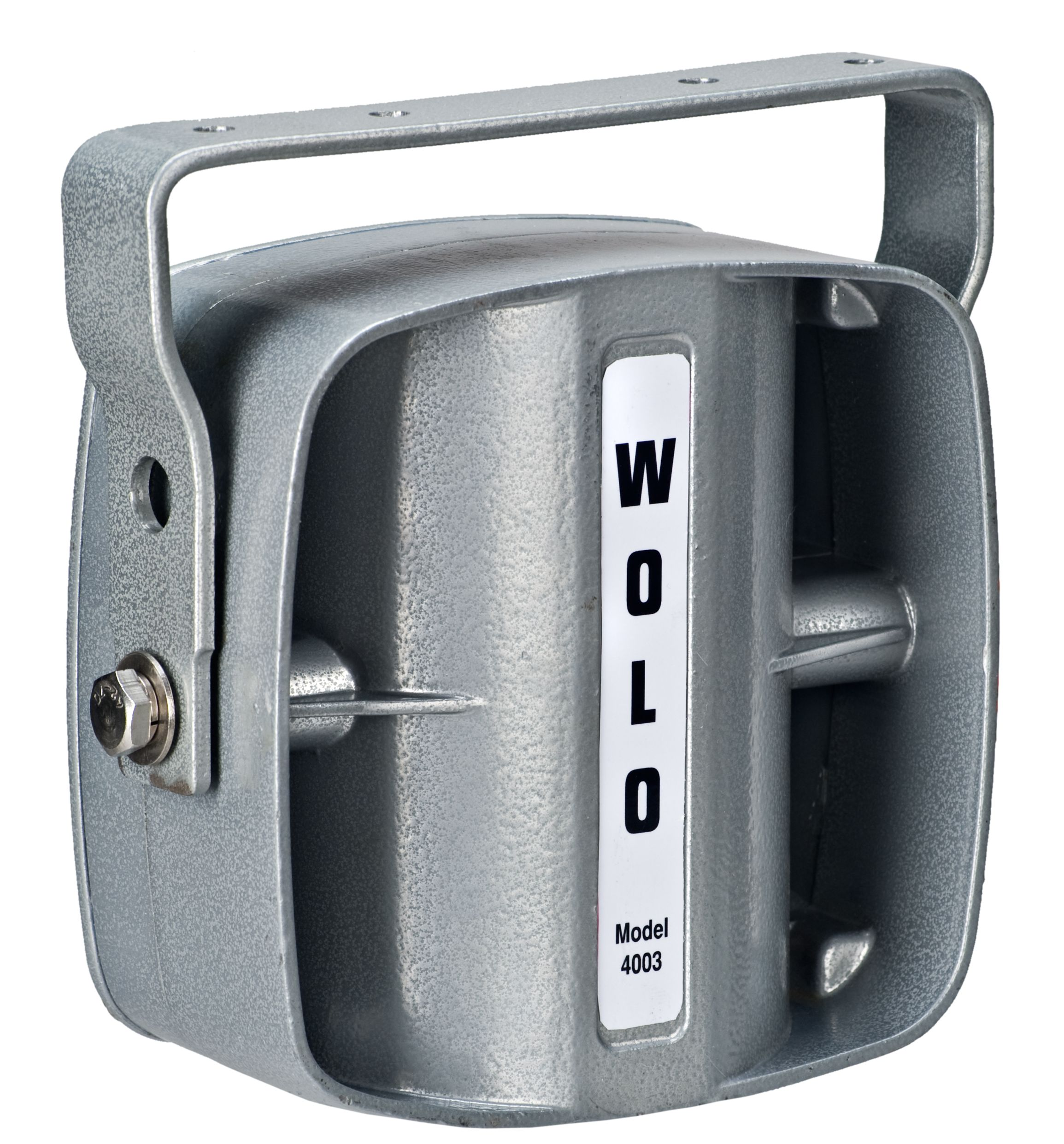 Wolo Mfg Corp Emergency Vehicle Sirens Electronic Horn Click To Enlarge Picture Of Model 4003