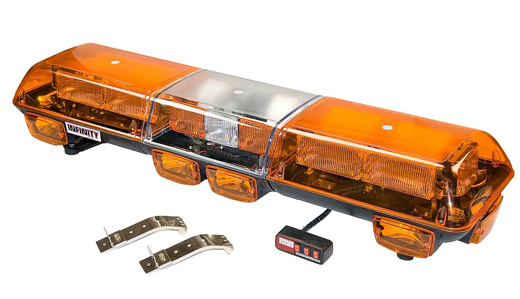 Wolo emergency warning light bars halogen strobe led flashing strobe roof mount light bar click to enlarge picture of model 7000 a aloadofball Image collections