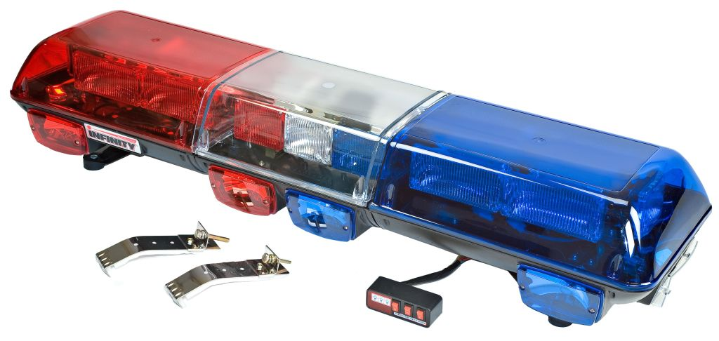 Wolo emergency warning light bars halogen strobe led click to see a demonstration of infinity 2 aloadofball Choice Image
