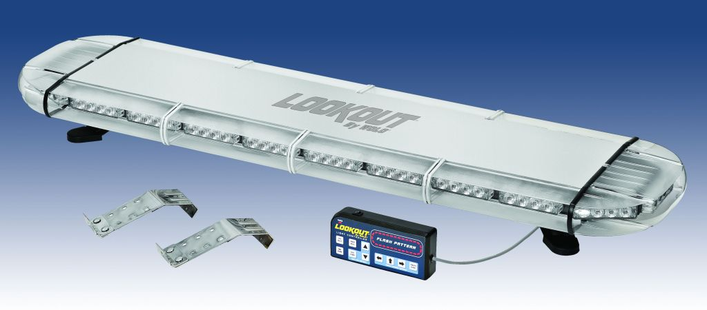 Wolo emergency warning light bars halogen strobe led click to enlarge picture of lookout aloadofball Image collections