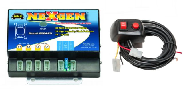 Click to enlarge picture of NEXGEN 40-Watt Power Supply